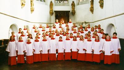 Kathedrale Koor Utrecht