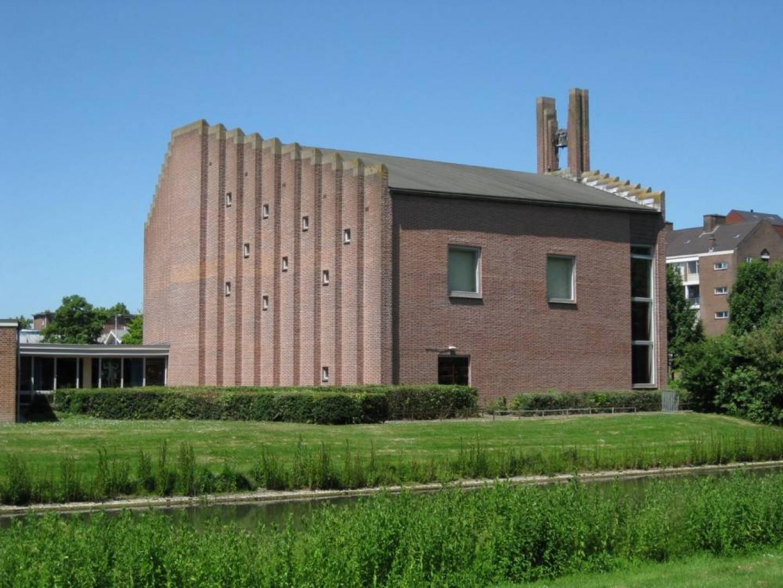 07364-1 Utrecht - Ned Hervormde kerk - Marcuskerk