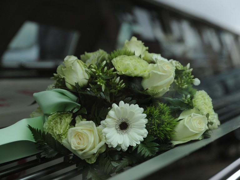 flowers uitvaart