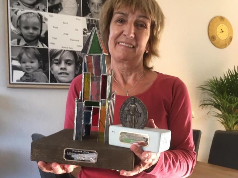 Tineke Koenders winnaar