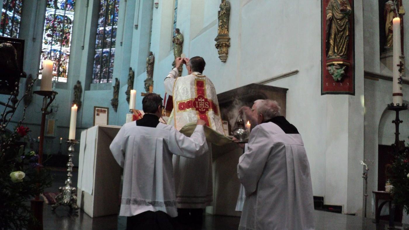 Missa Tridentina Traiectina