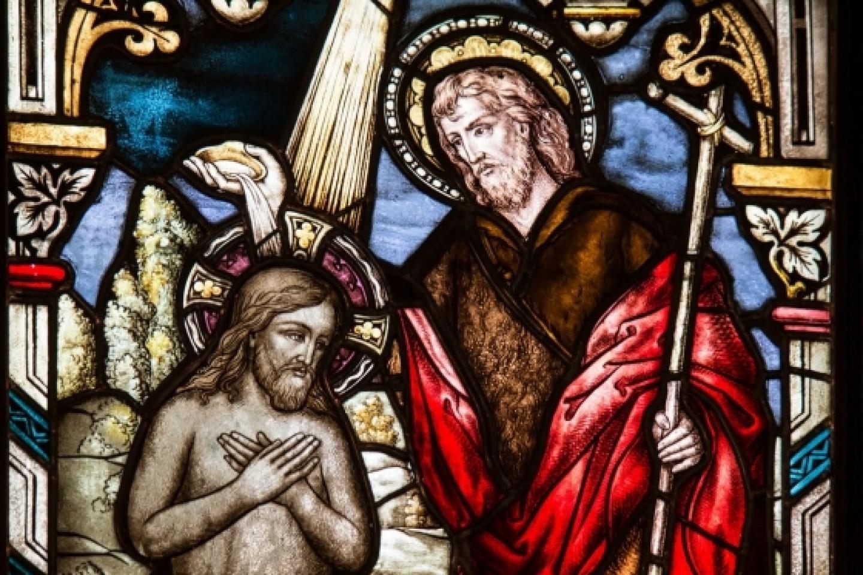 de Doop van Jezus