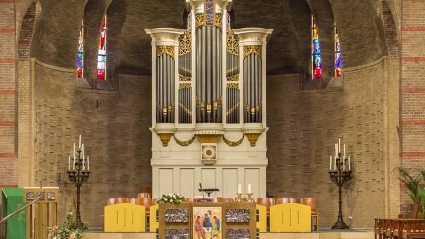 orgeluitsnede