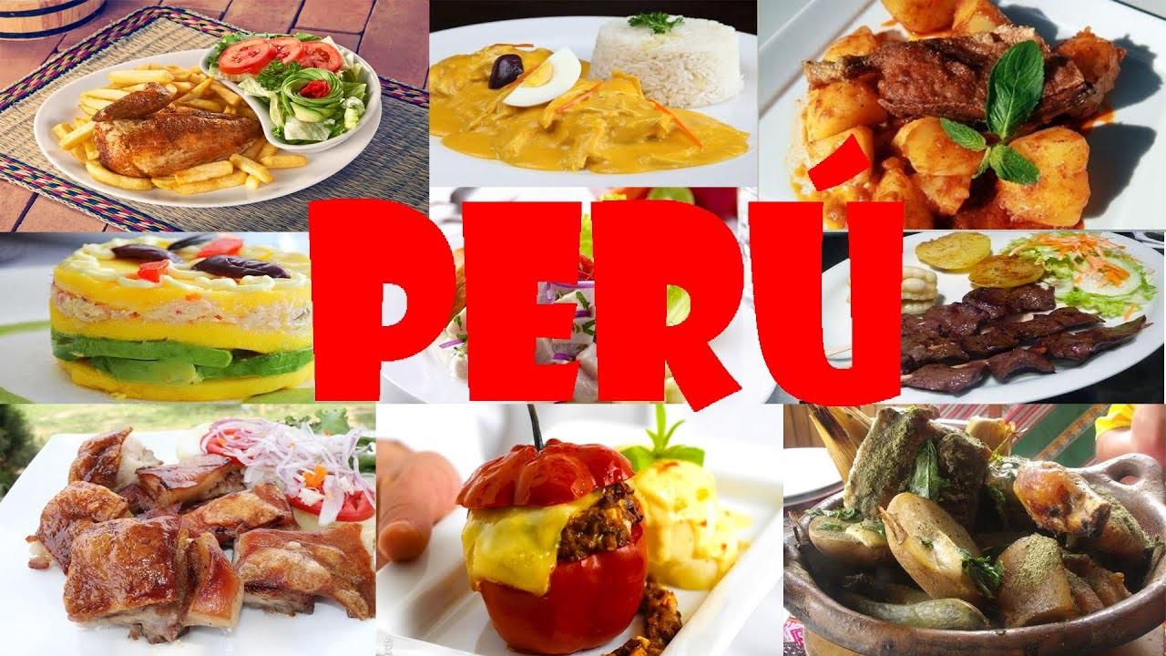 Peruaanse eten 2