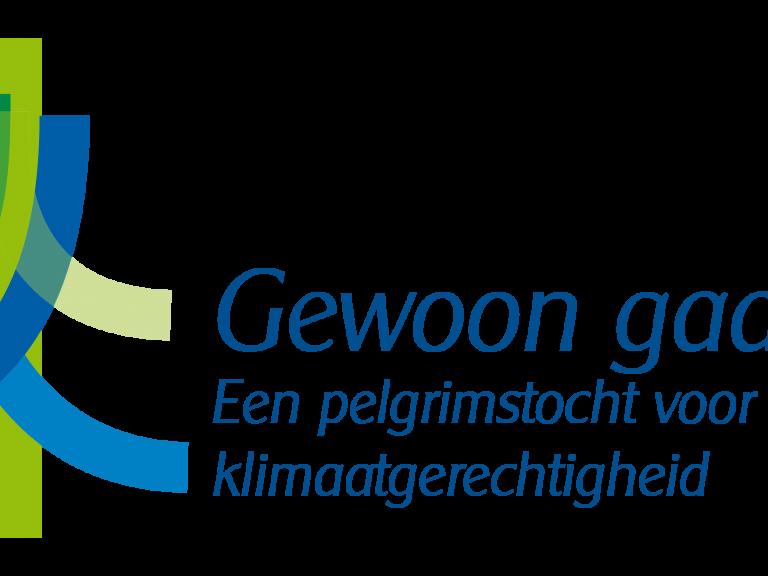 Logo klimaatpelgrimstocht