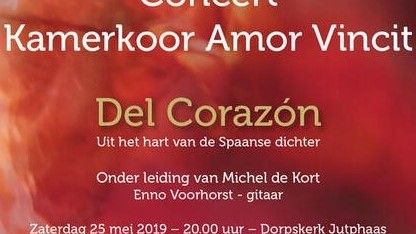 del corazon concert dominicus