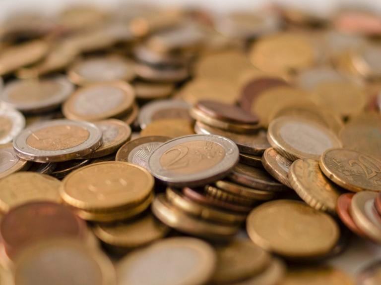 geld probleem munten