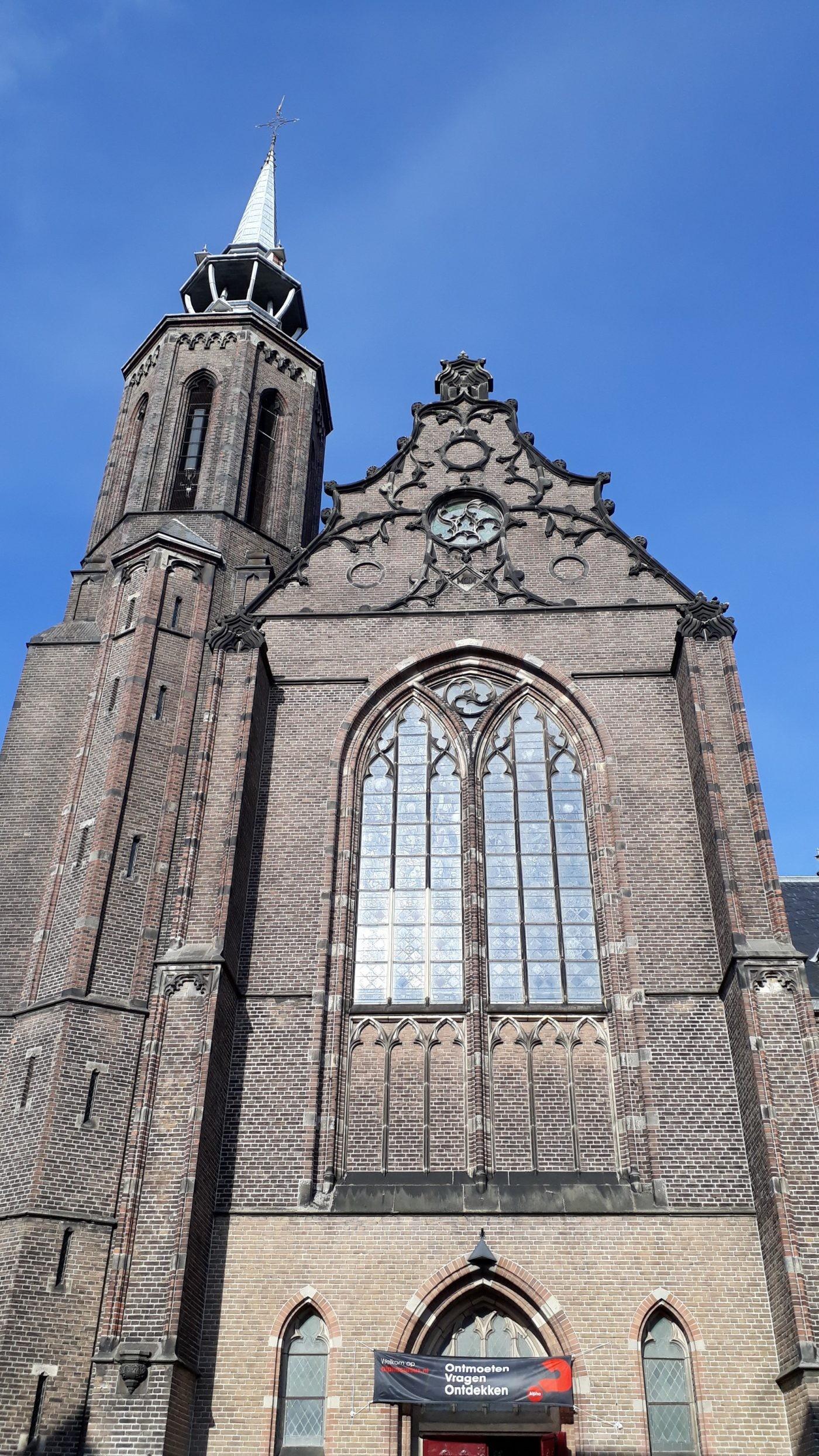 Welkom bij de Catharinakathedraal