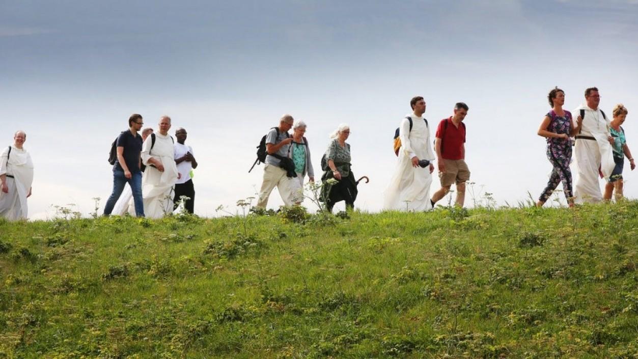 wandelen Dominicus
