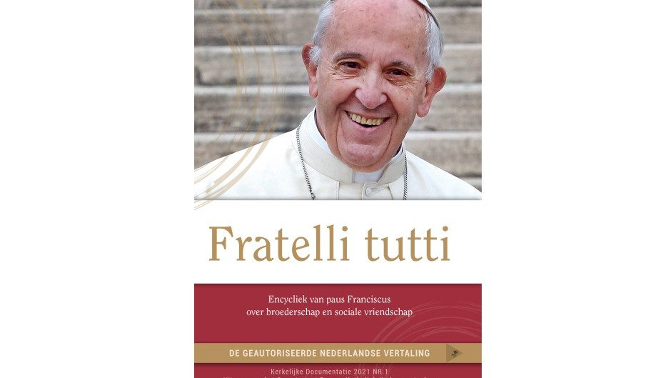 CoverEncycliekFratelliTutti2021