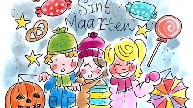 Sint Maarten optocht