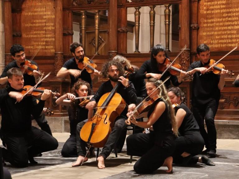 Libero Ensemble en Sarah Kapustin