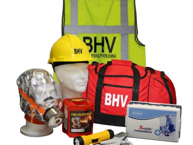 BHV uitrusting TG