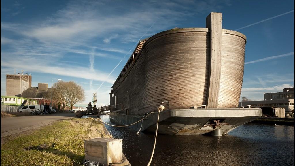 verhalen Ark
