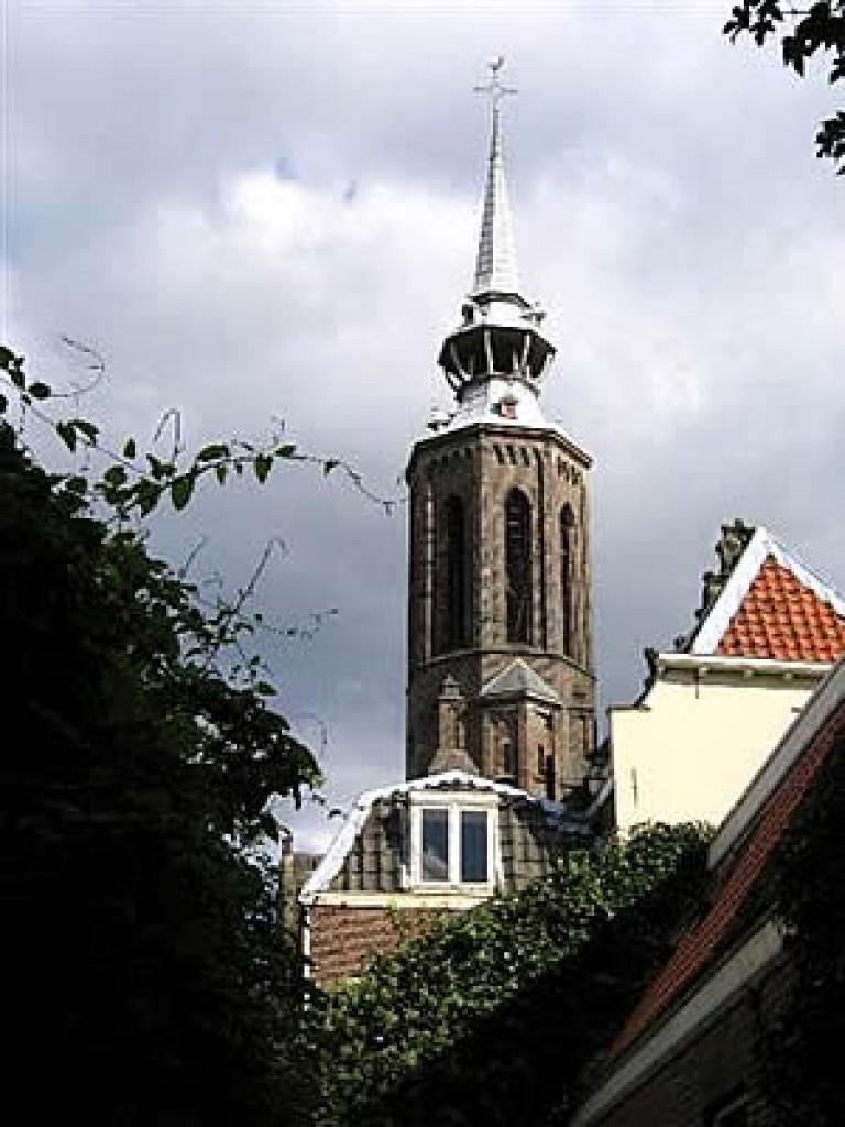 de toren torent uit boven de binnenstad. Tot ziens!