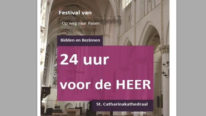 24 uur vd HEER - poster Utrechtdeel
