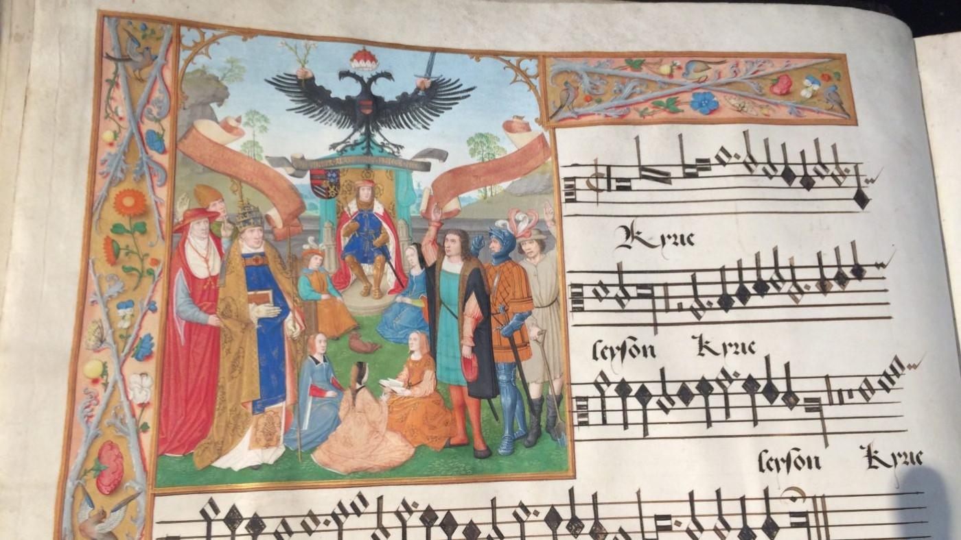 muziekhandschrift